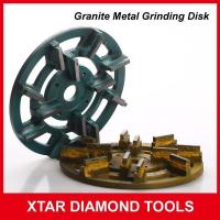 Buy cheap Diamond Segmented Metal Grinding Disc for Granite Grinding from wholesalers