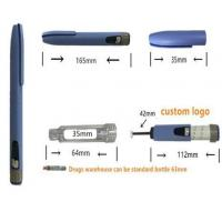 Buy cheap Reusable insulin pen(Plastic) from wholesalers