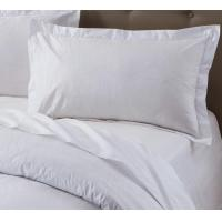 Buy cheap Wholesale 100%cotton Bedding Sets White Luxury Hotel Bed Linen Round Towel from wholesalers