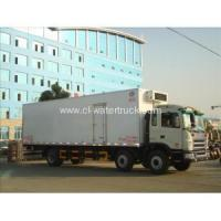 Buy cheap JAC 6x2 reefer vans from wholesalers