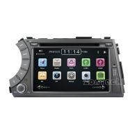 Buy cheap ZK-7720M 7 Inch SsangYong Kyron Car DVD GPS Player from wholesalers