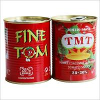 Buy cheap 400g Canned Tomato Paste product