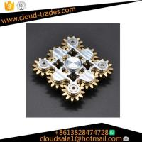 Buy cheap crazy spinner toy wholesale wind spinner edc stainless bearing from wholesalers