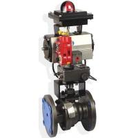 Buy cheap Pneumatic Actuated Valves from wholesalers