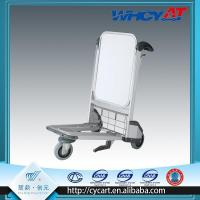 Buy cheap High quality 3 Wheel aluminum alloy passager trolley from wholesalers