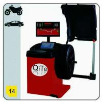 Buy cheap tire workshop used wheel balancer machine from wholesalers