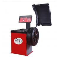 Buy cheap motorcycle wheel balance equipment for workshop from wholesalers