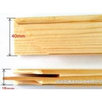 Buy cheap Stretcher bars & Frame 1.8*4.0CM Pine wood stretcher bars from wholesalers