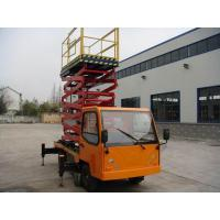 Buy cheap Electromobile-mountered aerial work platform from wholesalers