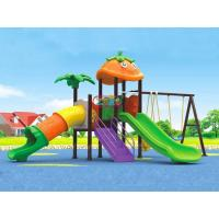 Buy cheap F048-2 580*240*350cm Weather-resistant Kids Play House for Garden from wholesalers