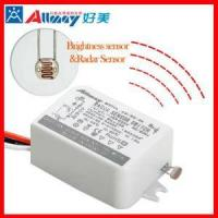 Buy cheap Mini Microwave Occupancy Movement Sensor LED Light from wholesalers