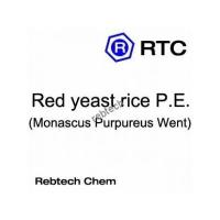 Buy cheap Extract Red yeast rice P.E. (Monascus Purpureus Went) from wholesalers