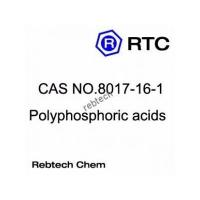 Buy cheap Speciality chemical Polyphosphoric acids 8017-16-1 from wholesalers