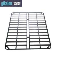 Buy cheap (ZS911#) Queen size folding type bed base metal foundation platform bed frame from wholesalers