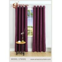 Buy cheap Grommet Top Window Coverings Curtains for Office 52W x 63L/84L/95L Inch MODEL # 17S0301 from wholesalers