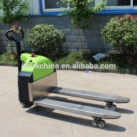 Non-standard Hand Pallet Truck for Food Refrigerated Storage