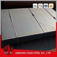 checkered sheet pricehot rolled checkered plate a36q235 mild carbon checkered steel slab