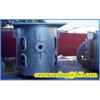 Buy cheap 100KG to 3 Tons Coreless Electric Induction Furnace for Melt from wholesalers