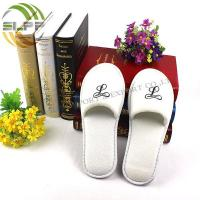 Buy cheap Terry cloth hotel slipper from wholesalers