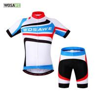 Buy cheap WOSAWE Summer Short Sleeve Bicycle Jersey BC495 from wholesalers