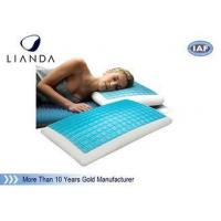 Buy cheap Memory Foam & Hydraluxe Cooling Contour Pillow , gel cooled pillow from wholesalers