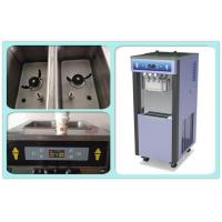 Buy cheap High Efficiency Soft Ice Cream Vending Machine / Ice Cream Maker from wholesalers