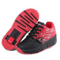 Buy cheap high quality kids one wheel flying sport shoes,low price children roller skate shoes from wholesalers