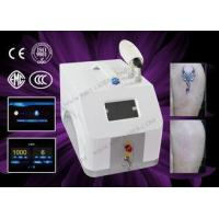 Buy cheap Portable q switch laser treatment for pigmentation , freckle removal machine from wholesalers