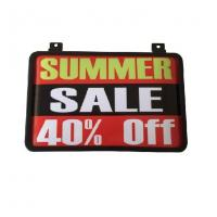 Buy cheap Hanging Sign Frame W/Two Rings  MF-R-117 from wholesalers