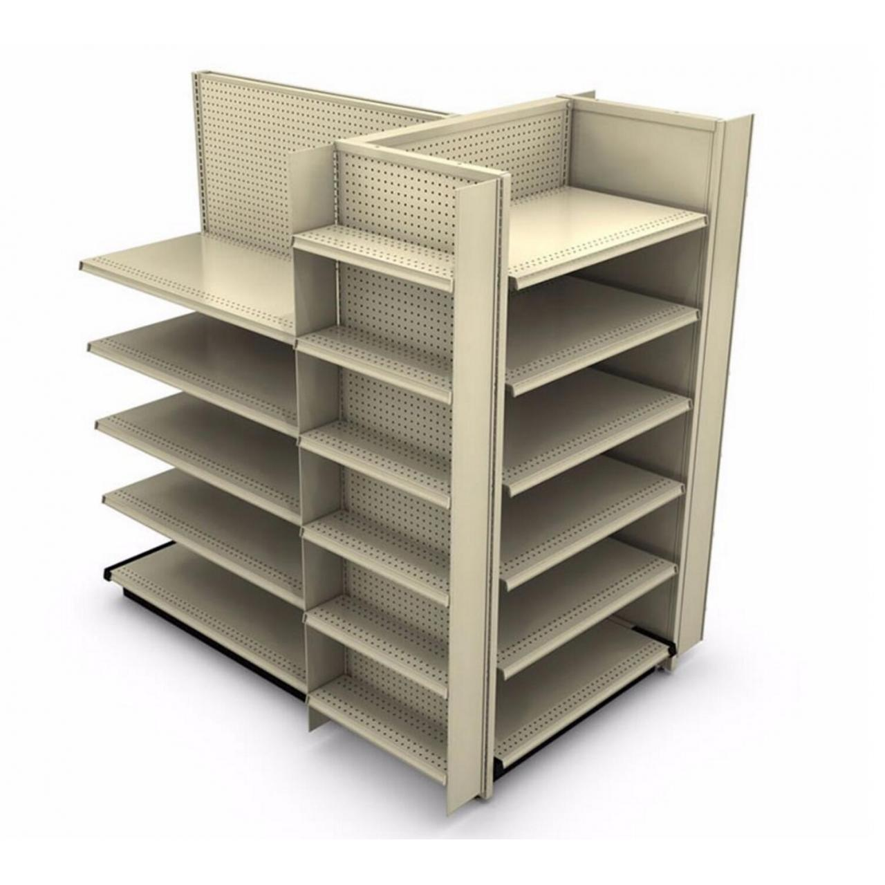 Buy cheap Metal gondolas/Shelving Unit MD-S001 from wholesalers