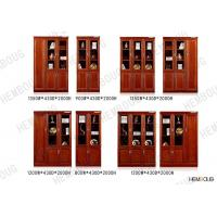 Buy cheap Solid wood office furniture series High quality cabinet from wholesalers