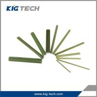 Buy cheap FRP epoxy round rod - E glass from wholesalers