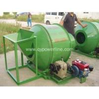 Buy cheap Diesel Motorized Concrete Mixing Machine from Wholesalers
