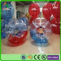 Buy cheap Hot Sale PVC Bumper Bubble Ball for Soccer from wholesalers