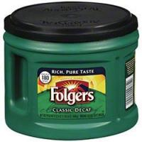 Buy cheap SMU00374 Folgers Classic Roast Decaf Coffee - 22.6 oz. from wholesalers