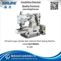 Buy cheap Interlock Oil barrier type,Cylinder bed,Interlock Stitch Sewing Machine from wholesalers