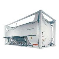 Buy cheap Heat Exchanger & Pressure Vessel LNG Cryogenic Tank Containers from wholesalers