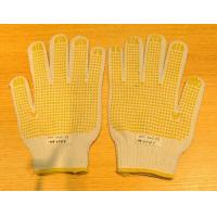 Buy cheap PVC dotted cotton gloves RS-SF0203 (720g/pair) from wholesalers