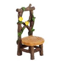 Buy cheap Mini Garden Spring Flower Chair from wholesalers