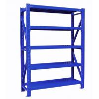 Buy cheap Hot Selling Warehouse Industrial Steel Light Duty Warehouse Shelves from wholesalers