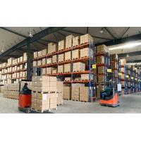 Warehouse Storage Shelves with Adjustable 4 Shelf