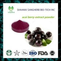 Professional Manufacturer fruit acai berry powder with facto