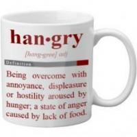 Buy cheap MUG - Hangry Definition - Dictionary Style Design from wholesalers