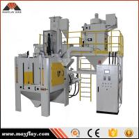 Buy cheap MST4-80L2-2 Four Stations Turntable Shot Peening Machine from wholesalers