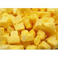 Buy cheap Freeze Dried Mango Dices from wholesalers