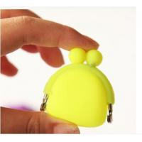Buy cheap silicone rubber ring purse from wholesalers
