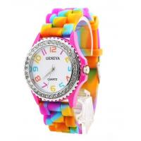 Buy cheap Silicone Fashion Watch from wholesalers