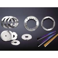 Buy cheap Machine Knives and Blades(Slitting Blades and Knives for Cutting Tissue Paper) from wholesalers