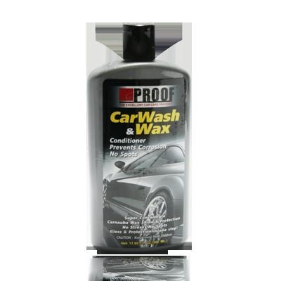 Quality Vehicle maintenance Proof Car Wash & Wax for sale