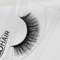 Buy cheap Qingdao iBeauty 100% Real 3D Mink Fur Eyelashes With Free Eyelashes Samples 3D-9 from wholesalers